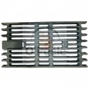 GRILLE CHARBON 3738 ANTHRACITE Ref: 20215373853