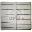 GRILLE FOUR 331X362MM NICKELEE Ref: 00001304745